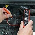 BATTERY & ALTERNATOR TESTER 6 LED TEST CAR VAN 12 V DIAGNOSTIC CARAVAN TOOL NEW